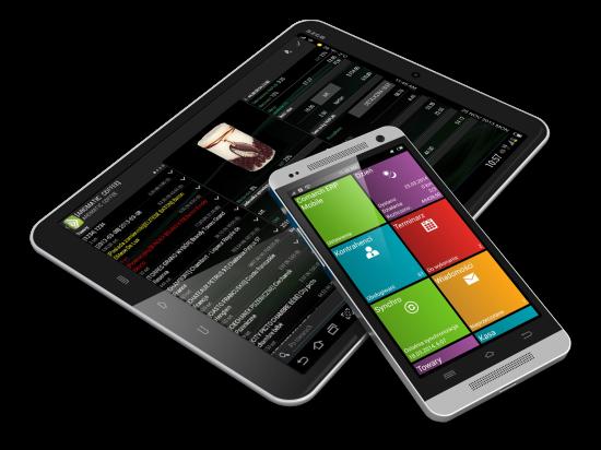 Comarch Mobile Sprzedaż demo