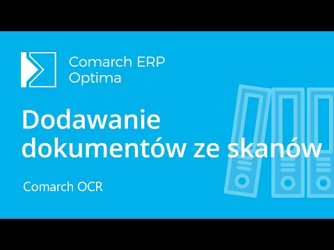 program Comarch OCR
