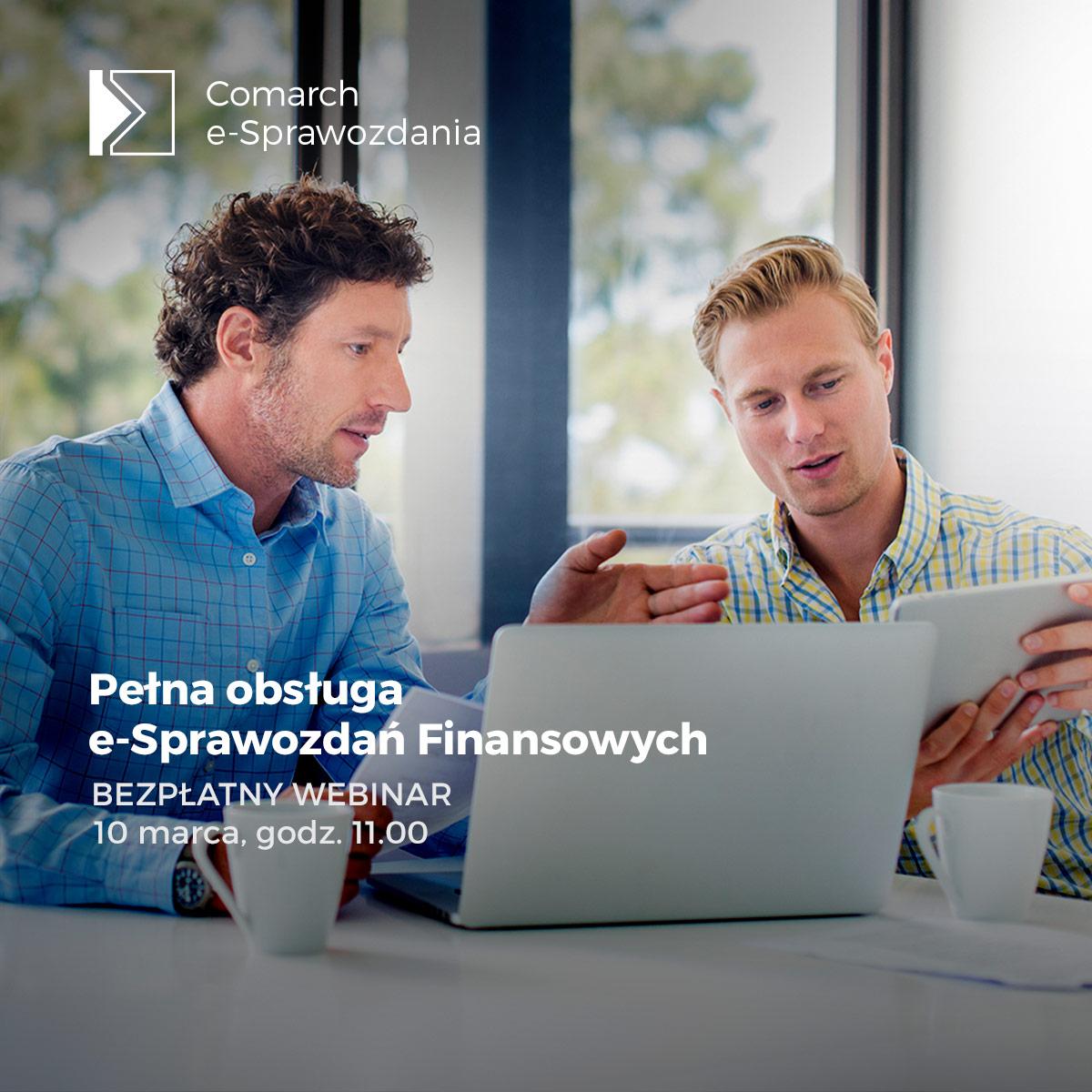 Comarch e-sprawozdania
